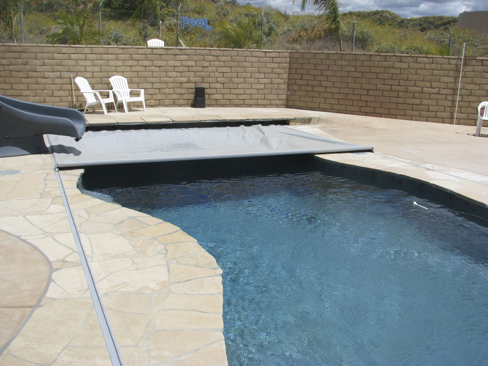 Automatic Pool Covers Best Robotic Pool Cleaners