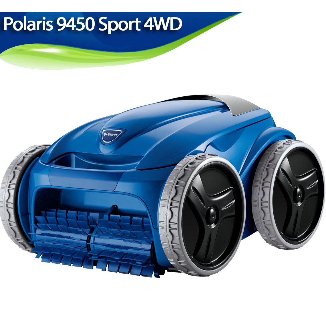 Polaris 9450 Sport 4wd Review Best Robotic Pool Cleaners