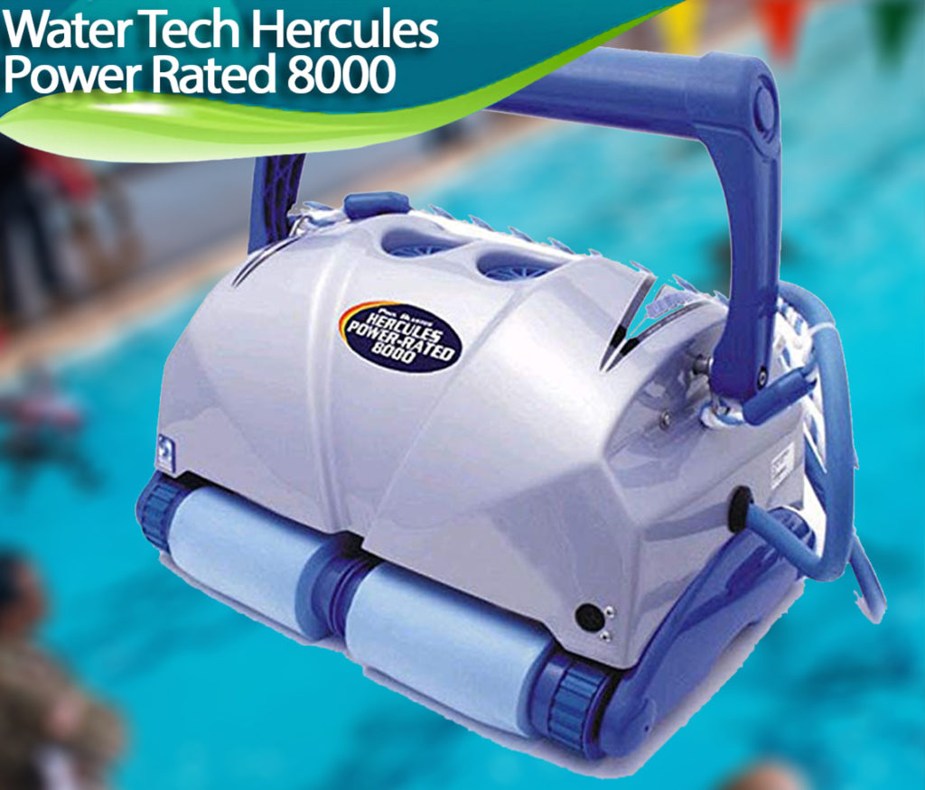 Water Tech 174 Hercules Power Rated 8000 Review Best